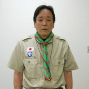 長尾時男地区委員長の写真